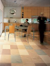 Restaurant Kitchen Floor Tile Cool Green Floor Ideas At The Marmoleum Clique