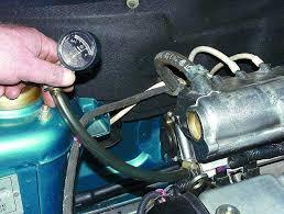 <b>Регулятор давления топлива</b>: симптомы неисправности ...