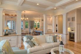 classic cottage beach style living room beach style living room