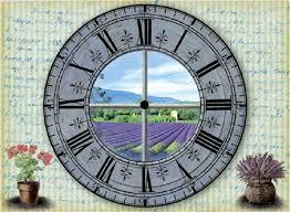 "Рисовая <b>бумага для декупажа</b> ""<b>Craft</b> Premier"", 28,2х38,4см. ""Часы ..."