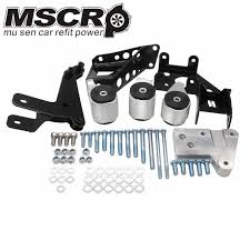 New Replacement <b>Engine Swap Mount</b> Kit For HONDA CIVIC SI 02 ...