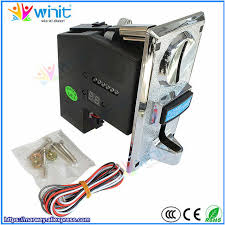 Online Shop Multi Coin Acceptor CPU Programmable 6 Type Coin ...