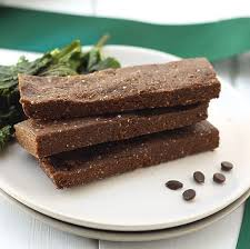 No-Bake <b>Mint Chocolate Protein Bars</b> - The Healthy Maven