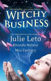 An omnibus of novels by Julie Elizabeth Leto, Rhonda Nelson and Mia Zachary - c19498