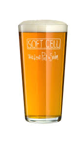 <b>Soft Cell - This</b> Last Pint In Sodom Pint Glass - Black Friday Sale