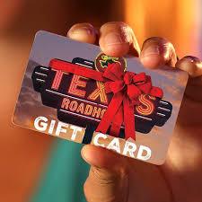 Texas Roadhouse - Earn a $5 bonus eGift card for every $30 ...