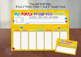 potty training chart travel cards hilltop custom designs as soon as payment is made you ll be taken to the page to the files if you have any problems email me at gmail com