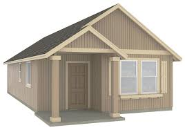 Small House Plans   Wise Size HomesWS Small House Plan
