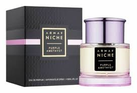 <b>Armaf Niche Purple Amethyst</b> Eau De Parfum Spray 3 Oz Women for ...