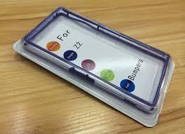 <b>Бампер силиконовый</b> на Sony Xperia Z2, цвет синий - Аксессуары ...
