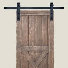 Sliding Barn Doors Longleaf Lumber Sliding Barn Door Hardware
