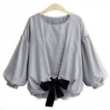 <b>Urumbassa women's</b> L-4XL plus size blouse European 2018 spring ...