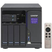 6 Bay <b>QNAP TVS</b>-<b>682</b>-<b>i3</b>-<b>8G NAS</b> Unit | Computer Alliance