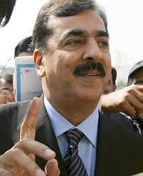 Yousaf Raza Gilani / AP. AGE: 57. OCCUPATION: Prime Minister of Pakistan NUMBER OF TIME COVERS: 0. PREVIOUS APPEARANCES ON THE TIME 100: 0 - yousaf_raza_gilani