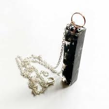 Bhuann <b>Natural Stone</b> Chip Beads <b>Orgone Pendant</b> Health Energy ...