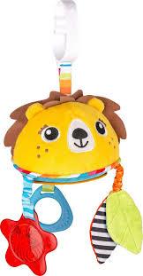 <b>Подвесная игрушка Benbat</b> On-the-Go <b>Toys Лев</b>, TT139, желтый