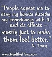 Bipolar Disorder Quotes on Pinterest | Bipolar Awareness, Bipolar ...