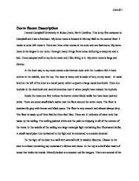 room description essay dorm room description   gcse english   marked by teacherscom page  zoom in picture description essay
