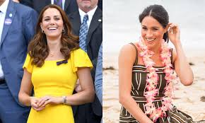 Kate Middleton and Meghan Markle's <b>summer style</b>: all their best ...
