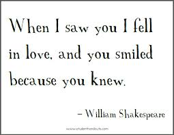 William Shakespeare Quotes About Love. QuotesGram