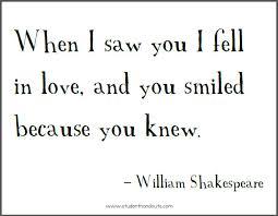 William Shakespeare Quotes About Love. QuotesGram