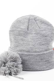 Шапка <b>DJINNS</b> Beanie Removable Bubble (Heather Grey) | avia ...