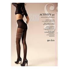 <b>Колготки SISI</b> Activity 50 <b>женские</b>, цвет серый (grafite), размер 3 ...