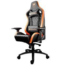 Купить <b>Кресло компьютерное игровое Cougar</b> ARMOR S Black ...