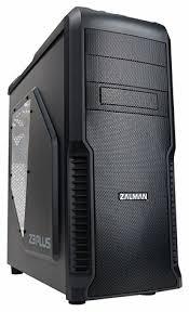 Компьютерный <b>корпус Zalman</b> Z3 Plus Black — купить по ...