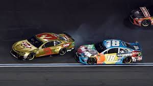 Kevin Harvick, Kyle Busch upset after NASCAR All-Star Race ...