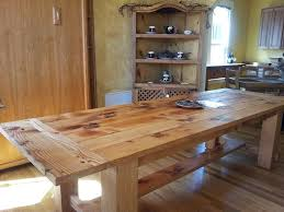 dining table sets marvelous reclaimed wood