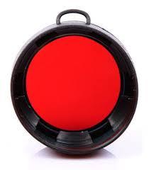 <b>Olight FM20-R фильтр</b> (<b>красный</b>) - купить в интернет магазине