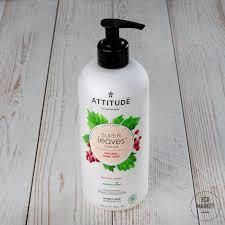 <b>Жидкое мыло</b> листья красного винограда <b>ATTITUDE Super</b> Leaves