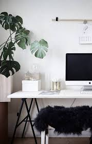 bedroom living room and workspace in one via beautiful minimal home office spaces and home organisation create an inspiring space to work from home beautiful home office delight work