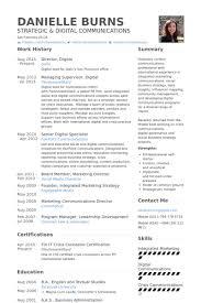 senior social media specialist resume samples social media marketing resume sample