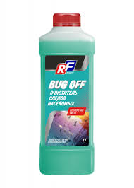 <b>Очиститель следов насекомых</b> RUSEFF Bug Off 1 л — купить в ...