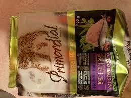 <b>Сухой корм Primordial Grain</b> Free Cat Sterilizzato беззерновой для ...
