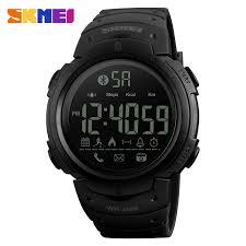 <b>SKMEI Men Smart</b> Sports Watch Calories Pedometer Digital ...