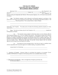4 best images of by owner agreement for by owner for by owner purchase agreement forms