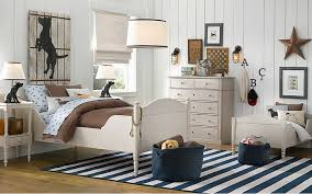 dazzling single white wooden beds with brown quilt and black white striped bedroom rugs on wooden bedroomcool black white bedroom design