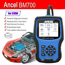 <b>Ancel BM700</b> For BMW MINI Diagnostic Scanner Tool ABS SRS ...