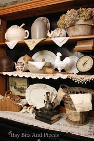ideas china hutch decor pinterest: cabinet display idea pretty ideas for displaying collections with a country farmhouse theme