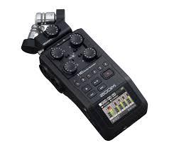 <b>Портативный рекордер Zoom</b> H6 купить с доставкой