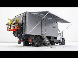 Motorhome URAL from Germany! The Germans made a <b>mobile</b> ...