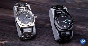 Я б взял. Мощные <b>часы</b>-мультитул <b>Leatherman Tread Tempo</b>