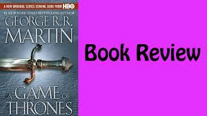 book review a song of ice and fire books  book review a song of ice and fire books 1 3