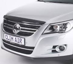 <b>Дефлектор капота CLIMAIR для</b> Volkswagen Tiguan (2007 - 2016)