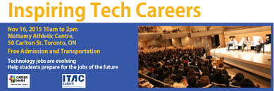 inspiring tech careers conference 2015 careermash technology jobs are ever evolving today tech is less about traditional desk bound programming and more about 21st century careers for leaders who drive