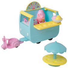 Купить Игровой набор Intertoy <b>Peppa Pig Палатка с</b> мороженым ...
