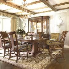 Thomasville Cherry Dining Room Set Deschanel 467 By Thomasvillear Baer39s Furniture Thomasville
